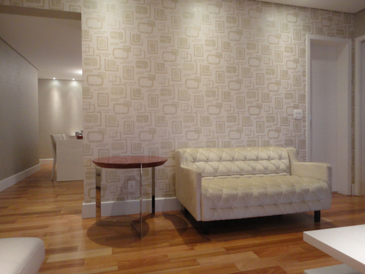 Apartamento 128m2 por Patricia Novoa