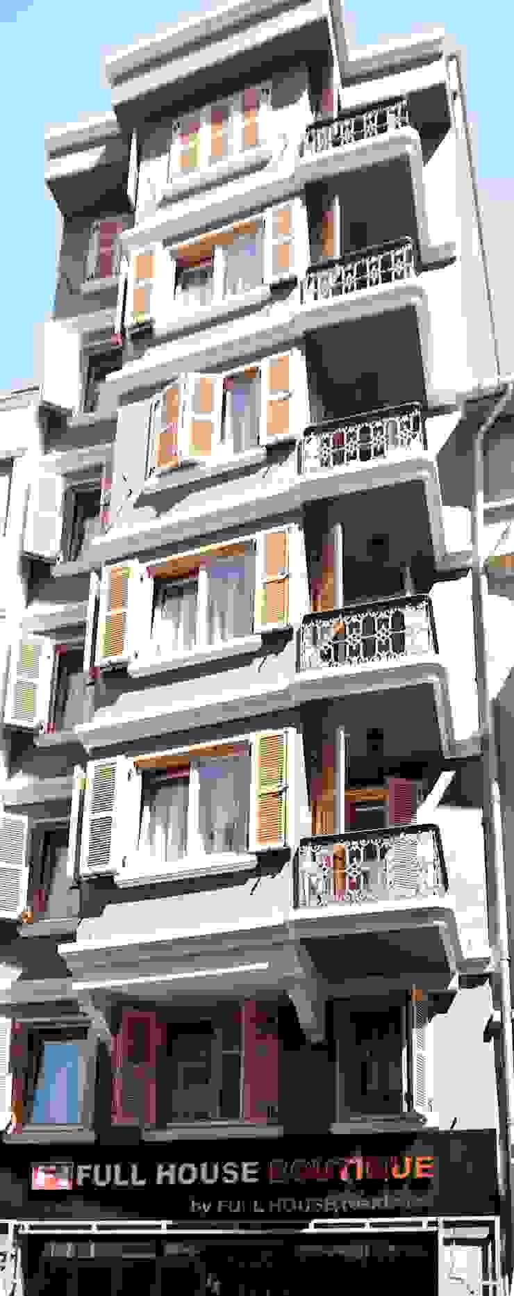 Tarlabası Boutique Aredeko Art & Design Rustic style house