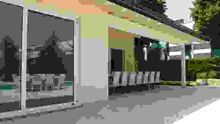 VILLA UNIFAMILIARE [CIVIDATE - BG] www.marlegno.it - Progetto: Ing. Pasinelli di Marlegno