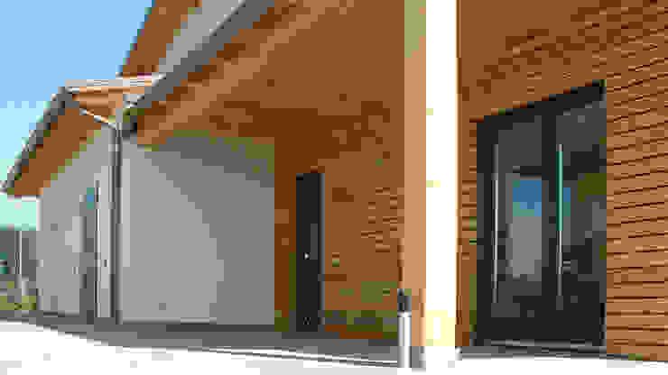 Casa di legno di Marlegno Classico Legno Effetto legno