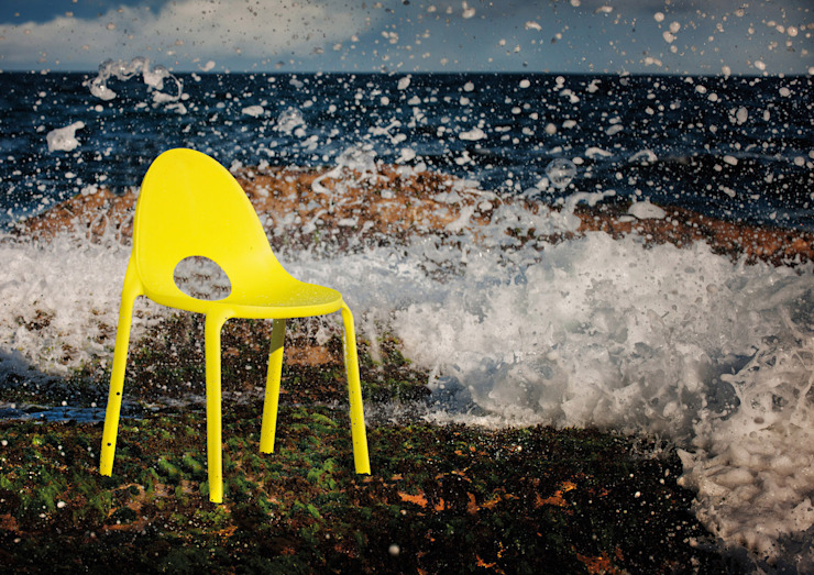Drop Chair di infiniti design Moderno