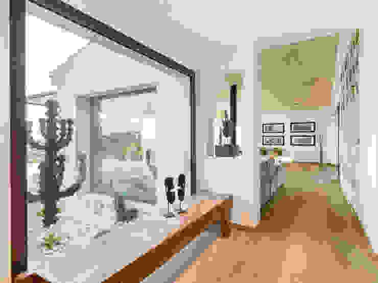 Moderner Flur, Diele & Treppenhaus von margarotger interiorisme Modern