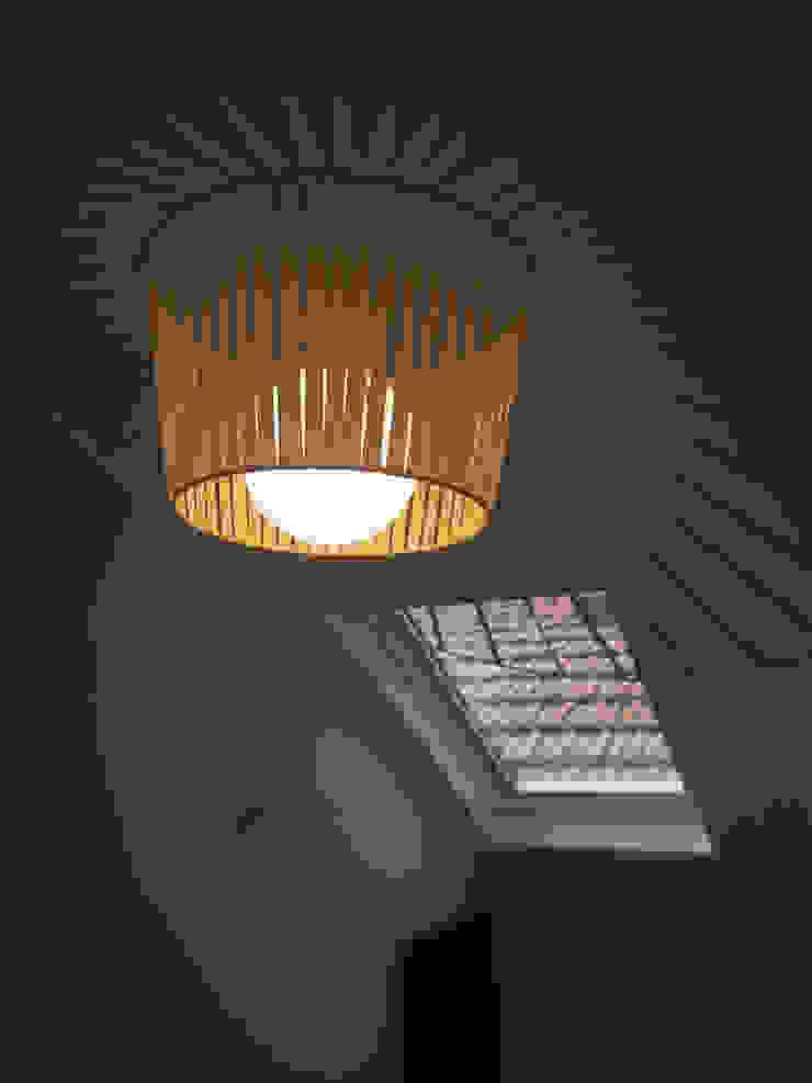 Architettura in piena luce… . La rinascita di un mini loft , 60 mq da scoprire di Francesca Mazziotti Architetto Moderno