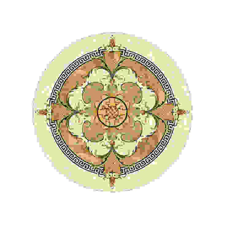 Monarchy Circular Floor Medallions—AutoCad by monarchy medallions