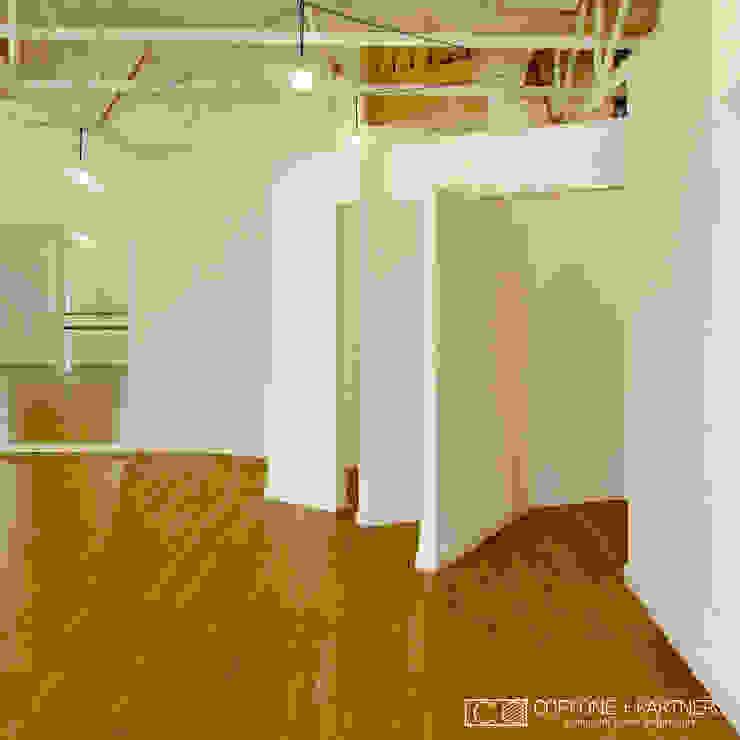 PROGETTO DANZA Palestra eclettica di CORFONE + PARTNERS studios for urban architecture Eclettico