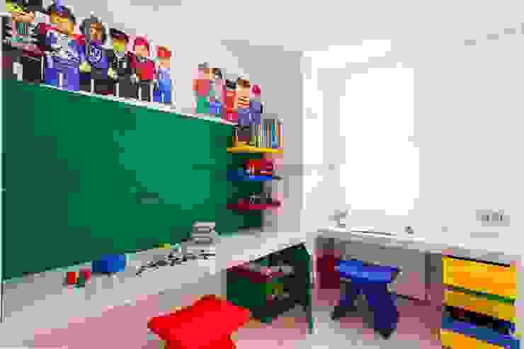 Kalkan Dublex Apartment/Suadiye by Pebbledesign / Çakıltașları Mimarlık Tasarım Modern