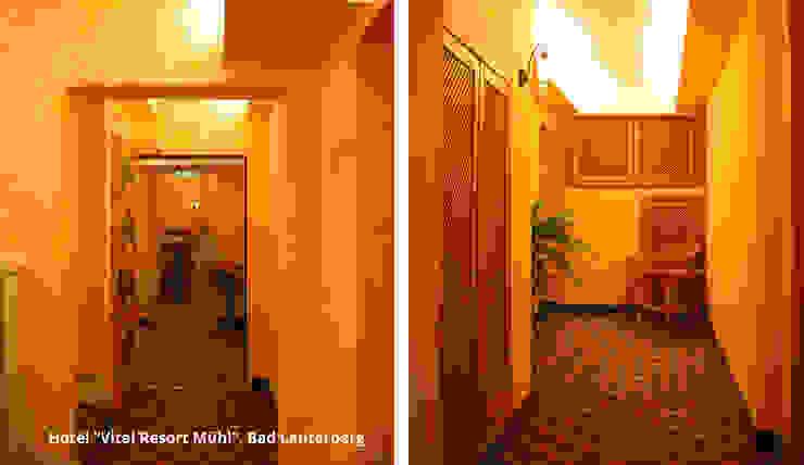 """Innenarchitektur Hotel """"Vital Resort Mühl"""" - Bad Lauterberg Klassische Hotels von GID│GOLDMANN-INTERIOR-DESIGN - Innenarchitekt in Sehnde Klassisch"""
