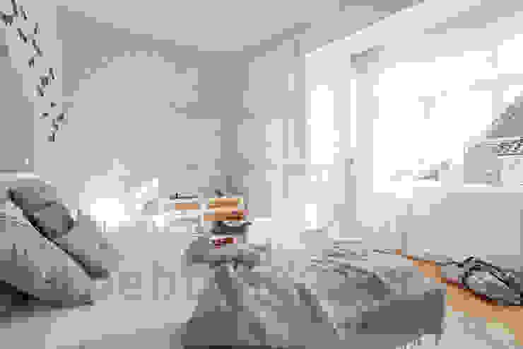 Görgülü Apartment/Akatlar Modern dining room by Pebbledesign / Çakıltașları Mimarlık Tasarım Modern