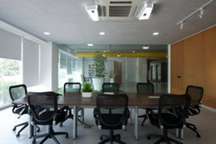 Office with a diffrence Rooms by S A K Designs