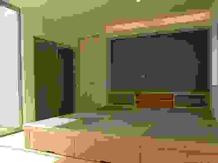 座 敷 オリジナルデザインの 多目的室 の 松井設計 オリジナル