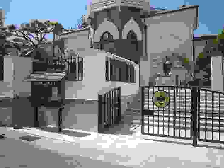 正門廻りその1 の プライム建築設計 オリジナル