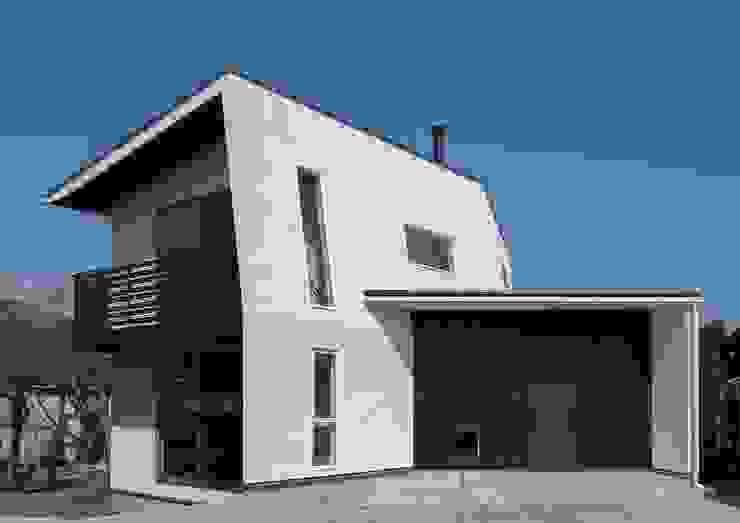 外観 オリジナルな 家 の 株式会社 mA建築計画工房 オリジナル