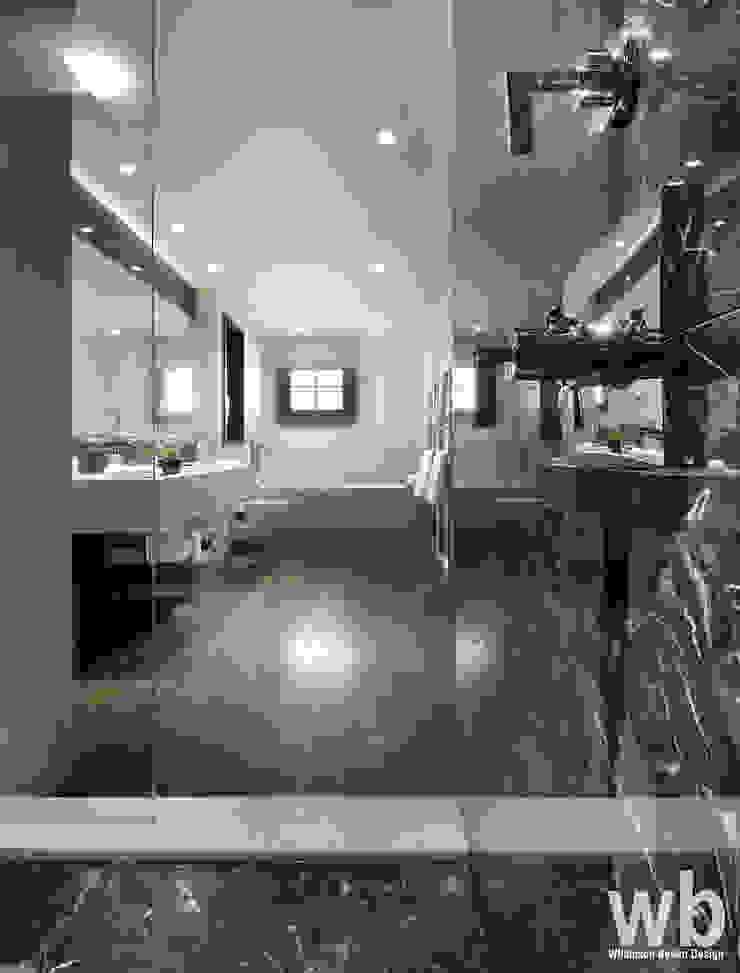 Bespoke Bathroom Bathroom by Wilkinson Beven Design