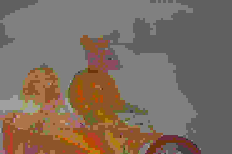 Mural infantil de mural x 3 Clásico