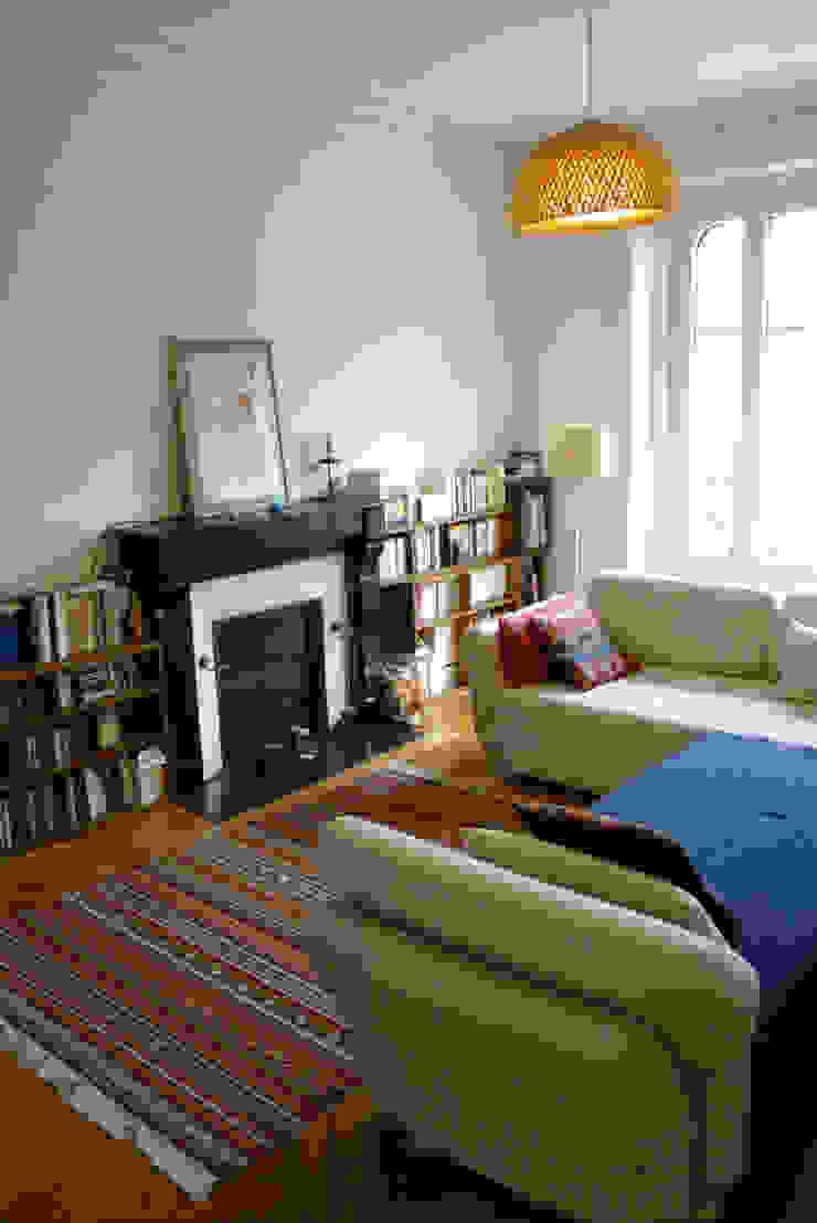 Le salon avant par Emmanuelle Diebold Éclectique