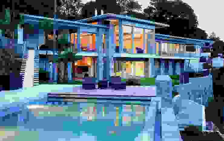 Patios & Decks by Aldo Rampazzi Studio di Architettura, Modern