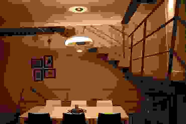 Casa privata Case in stile minimalista di Fima | Multidisciplinary office for architecture Minimalista
