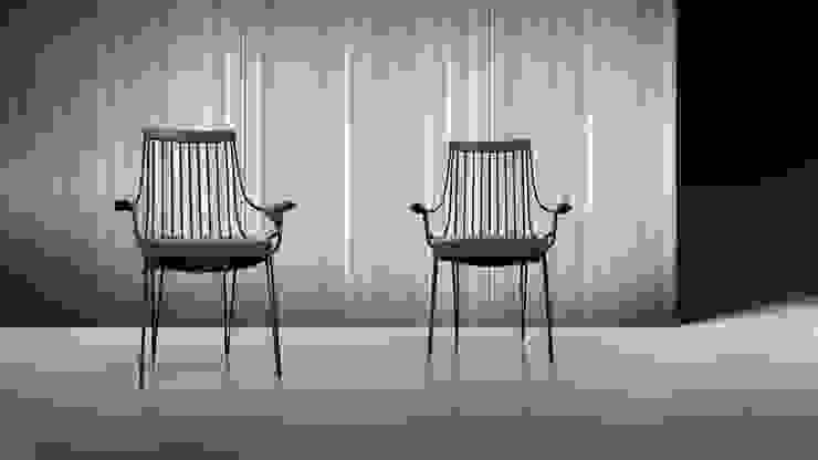 Diva sedia di VALDICHIENTI Moderno