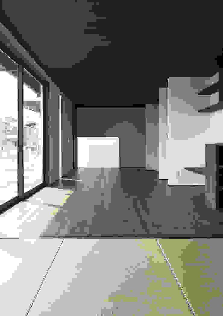 和室 オリジナルスタイルの 寝室 の 株式会社 mA建築計画工房 オリジナル