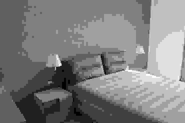 CASA VT Camera da letto minimalista di Daniele Spirito Architetto Minimalista
