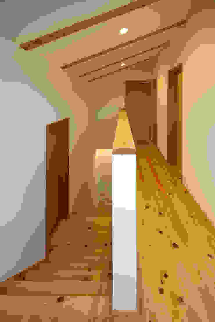 柳川の家 クラシカルスタイルの 玄関&廊下&階段 の アトリエ イデ 一級建築士事務所 クラシック