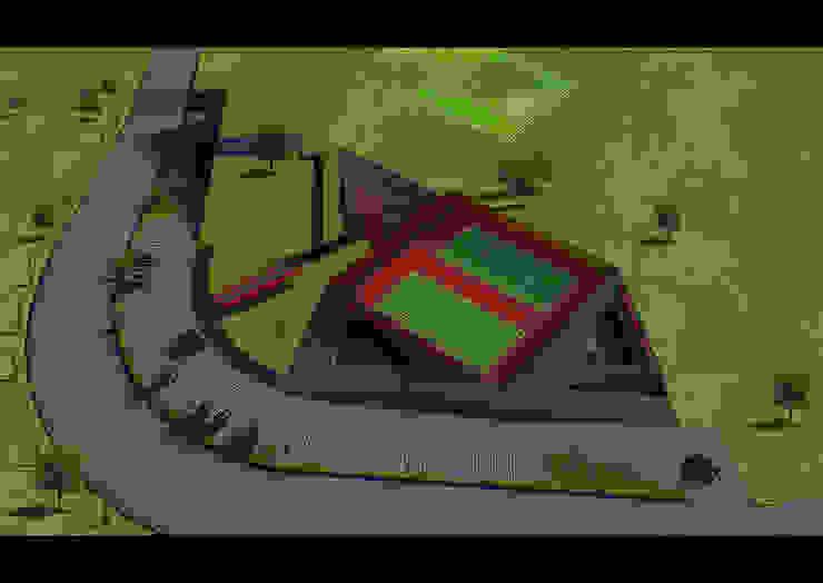 Ankara Spor Kompleksi Modern Evler CO Mimarlık Dekorasyon İnşaat ve Dış Tic. Ltd. Şti. Modern