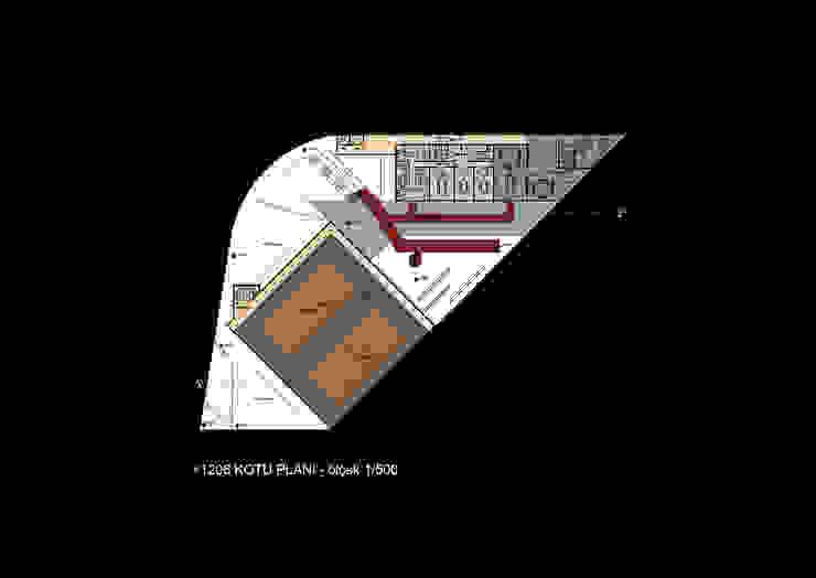 Ankara Spor Kompleksi CO Mimarlık Dekorasyon İnşaat ve Dış Tic. Ltd. Şti.