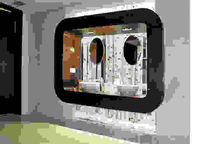 Zbigniew Tomaszczyk Decorum Architekci Sp z o.o. Modern style bathrooms
