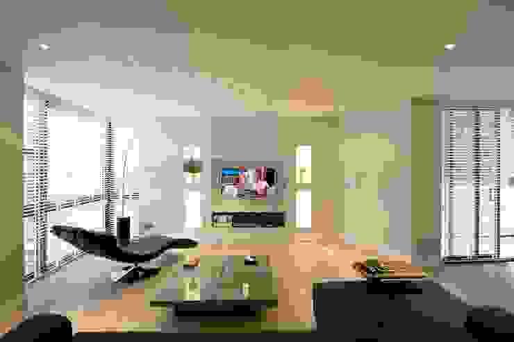 SOHO HOUSE de Esra Kazmirci Mimarlik Moderno