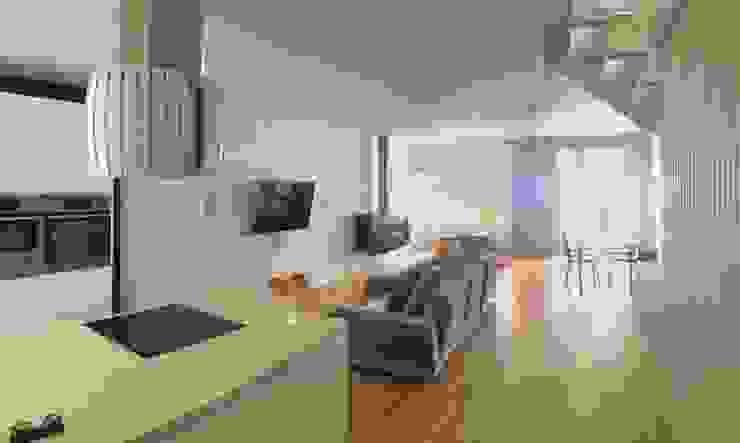 Aravaca Espacios de Habitación 8 Estudio de Arquitectura