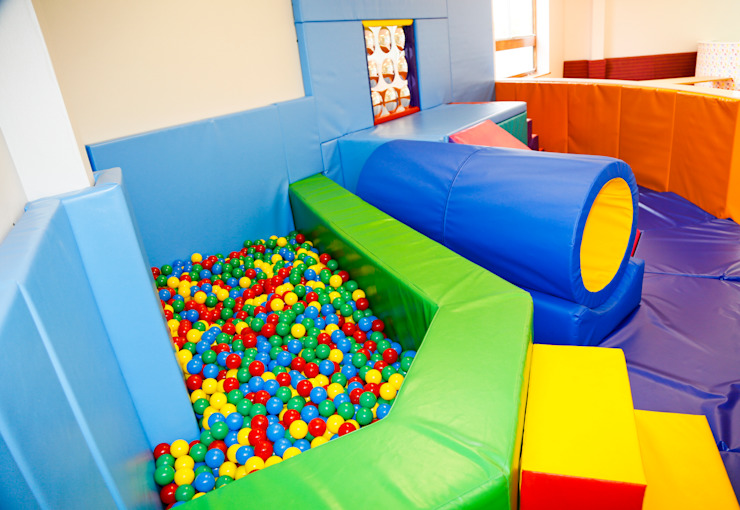 'Our House' Disabled Childrens Centre Commercial spaces by Koubou Interiors