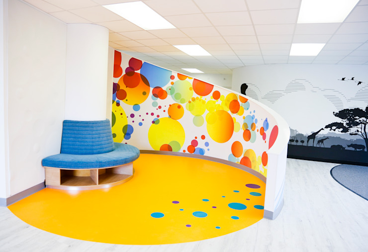 'Our House' Disabled Childrens Centre by Koubou Interiors