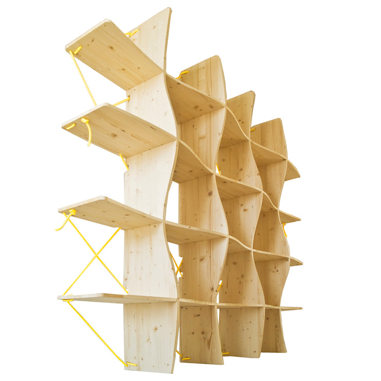 SAIL bookshelf di ACT Studio