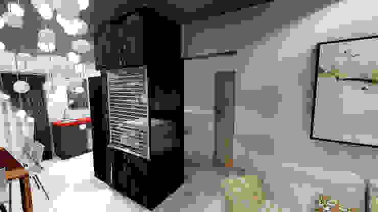 Tall storage unit for kitchen Modern kitchen by Creative Curve Modern