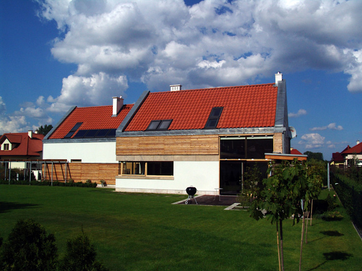 Case moderne di CAA ARCHITEKCI Moderno
