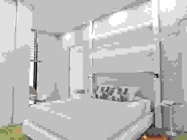 Dormitorio principal Dormitorios de estilo moderno de CARMAN INTERIORISMO Moderno