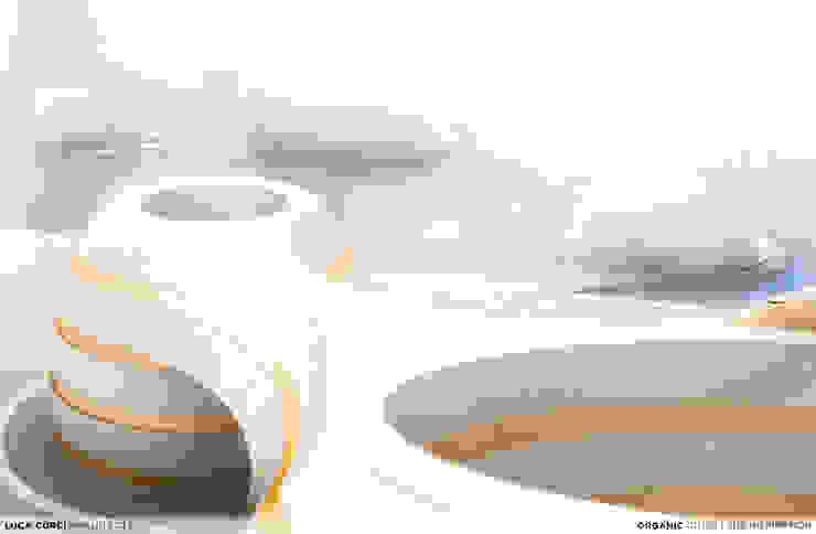 Organic Cities di Luca Curci Architects