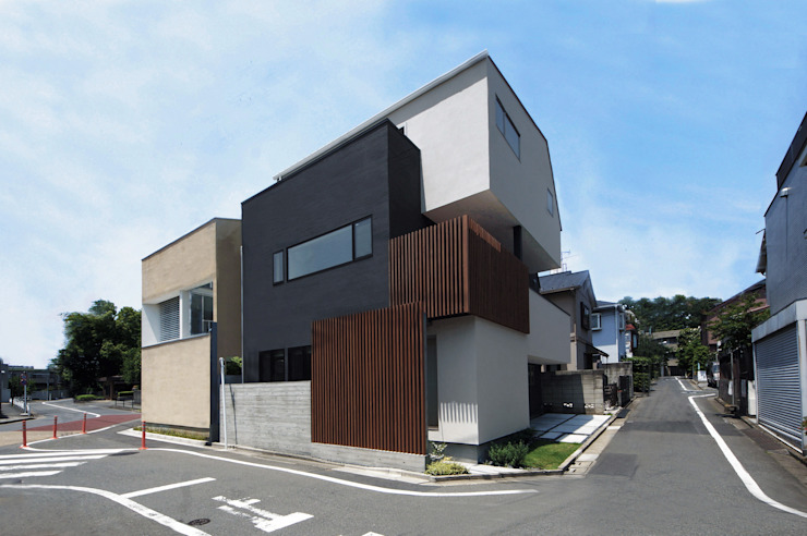 Modern houses by TERAJIMA ARCHITECTS Modern