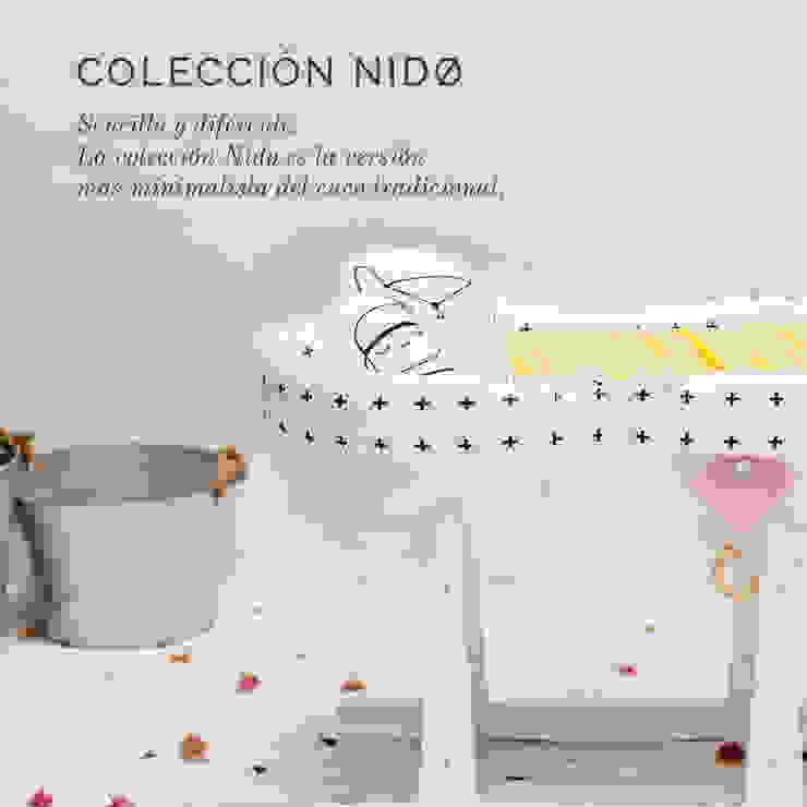 Coleccion NIDØ de Cucosbaby Minimalista