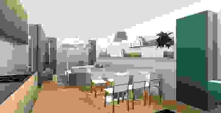 optimiser petit appartement Maisons par agence concept decoration