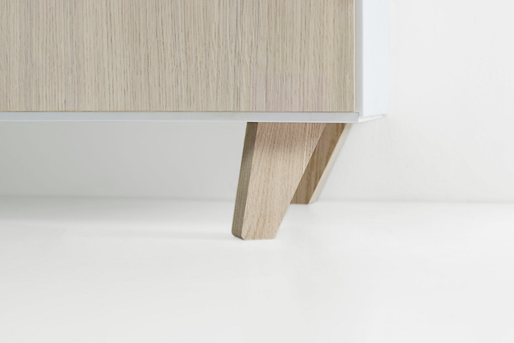 Nodo, cabinet furniture for Formabilio Andrea Brugnera Design Living roomStorage