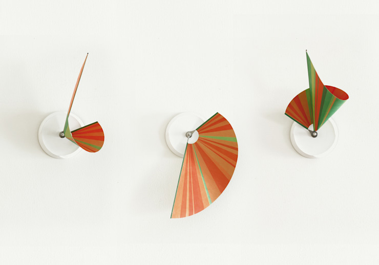 Manifold Clock: modern  by Studio Ve, Modern