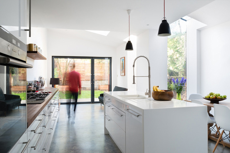 Interior Modern kitchen by homify Modern