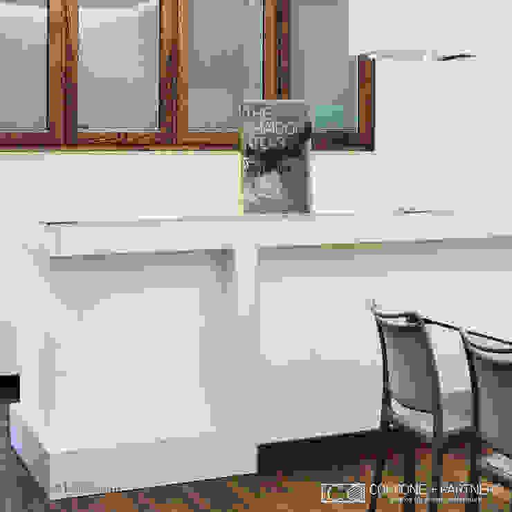 CASA I7 Cucina moderna di CORFONE + PARTNERS studios for urban architecture Moderno