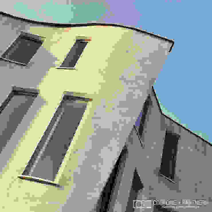 Casas modernas por CORFONE + PARTNERS studios for urban architecture Moderno