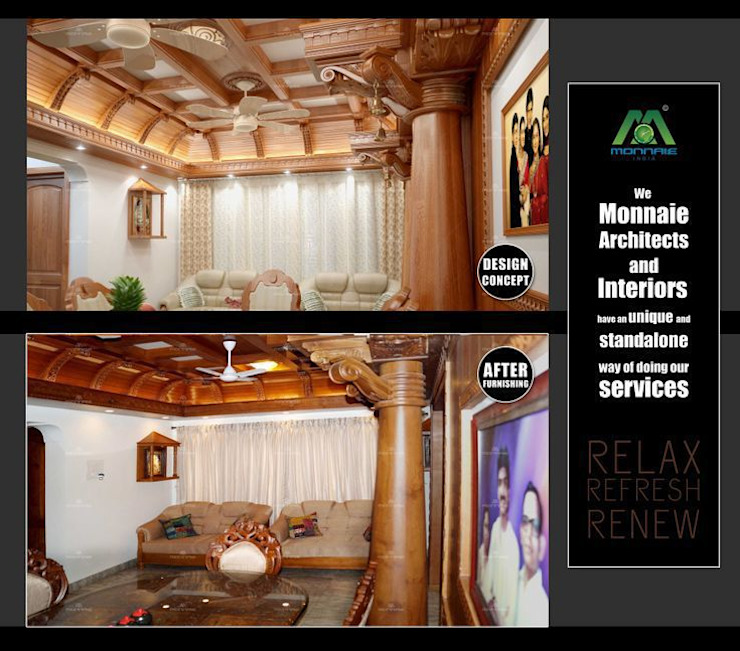 Dr.Nandhakumar by Monnaie Architects & Interiors