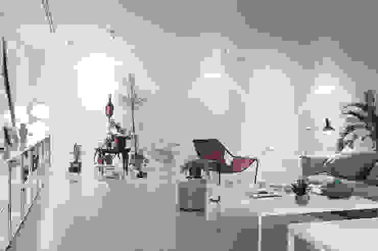 NM apartment by paul kaloustian architect