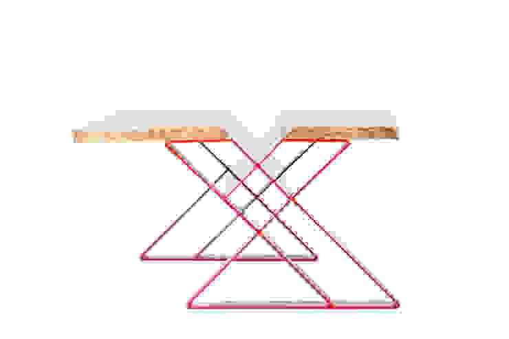 tavolo al quadrato di MARIO PAGLIARO DESIGN Moderno