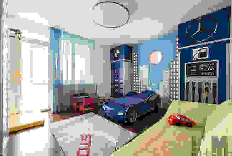 Habitaciones infantiles de estilo  por ММ-design, Minimalista