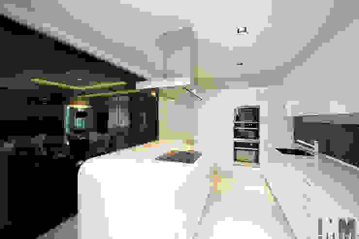 Dapur Minimalis Oleh ММ-design Minimalis
